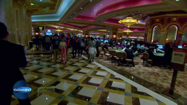 Die größte Glücksspiel-Metropole