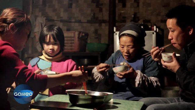 Die letzten Höhlenbewohner Chinas