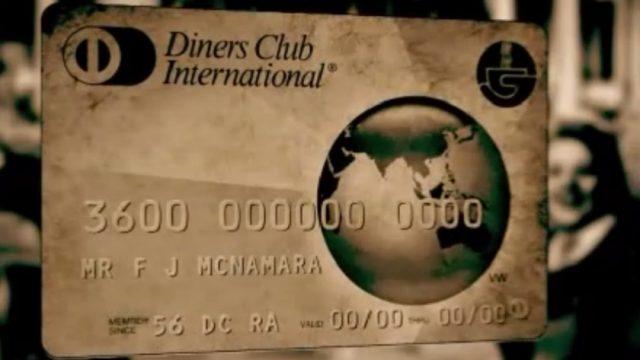 Die Kreditkarte feiert 65. Geburtstag