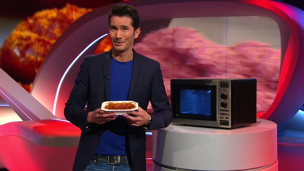 Montag: Produktion der Fertig-Currywurst