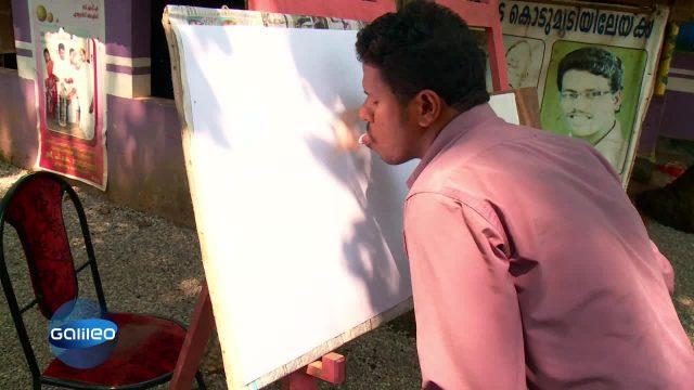 Verrücktes Indien: Lebensmüde Akrobaten und mehr