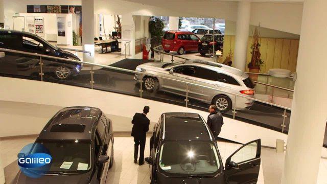 XXL Größtes Autohaus