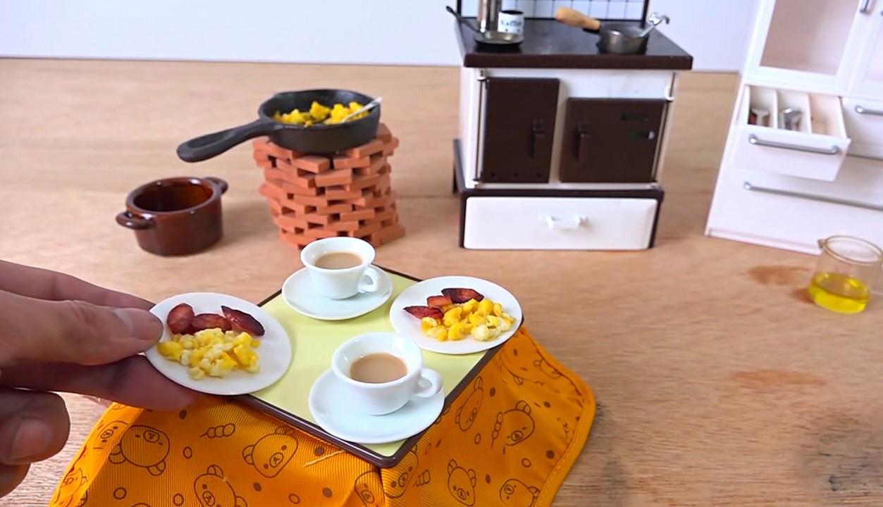 Mini-Kochen in Mini-Küchen: Der Trend aus Japan