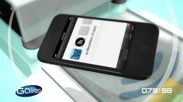 100 Sekunden Bezahlen mit Smartphone