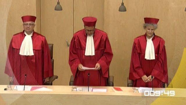 100 Sekunden: Bundesverfassungsgericht