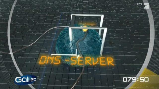 100 Sekunden: DNS-Changer