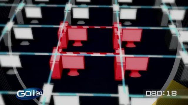 100 Sekunden: Dark Net