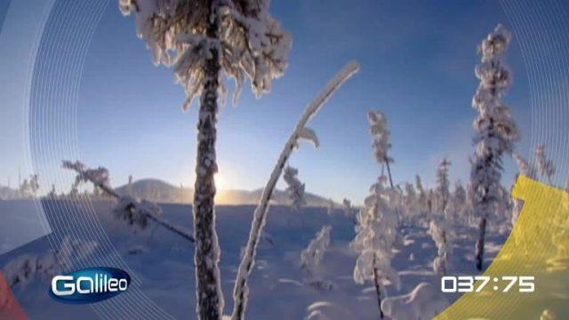 100 Sekunden: Die kältesten Orte