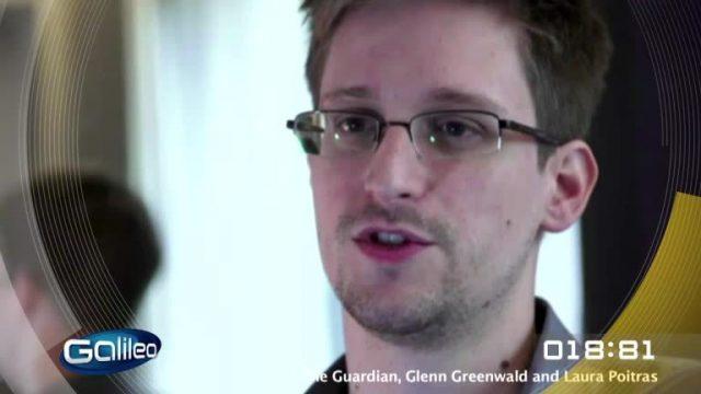 100 Sekunden: Edward Snowden und seine Flucht