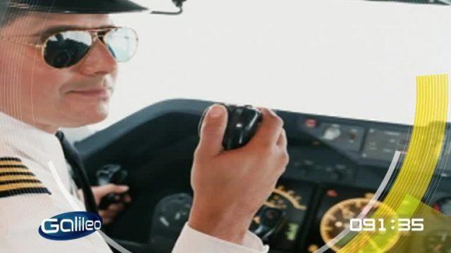 100 Sekunden: Falscher Pilot