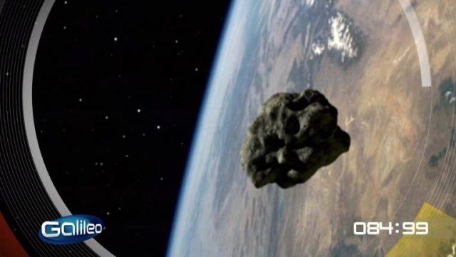 100 Sekunden: Gefahren aus dem Weltall