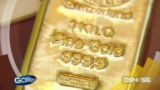 100 Sekunden: Goldreserven