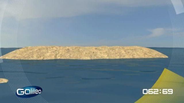 100 Sekunden: Insel-Erdbeben