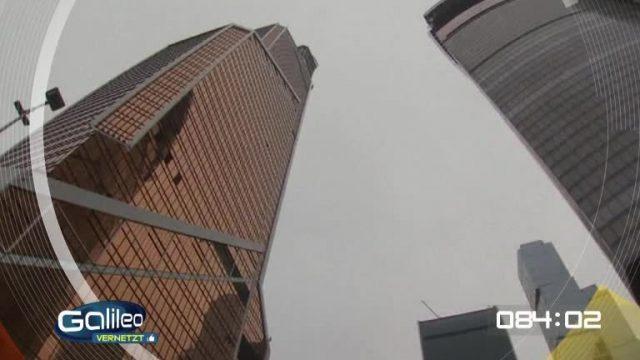 100 Sekunden: Mercury City Tower