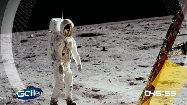 100 Sekunden: Mondlandungs-Mythen