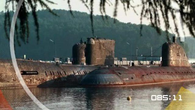 100 Sekunden: Russisches Atom-U-Boot