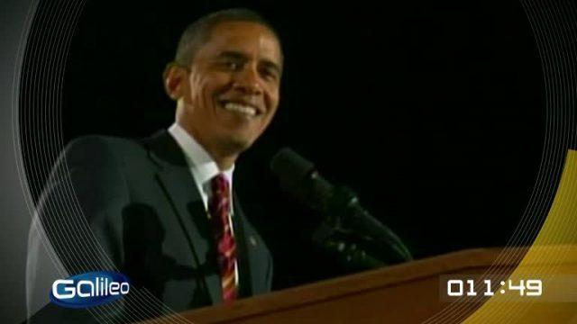 100 Sekunden: US-Präsident