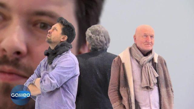 3D-Doppelgänger