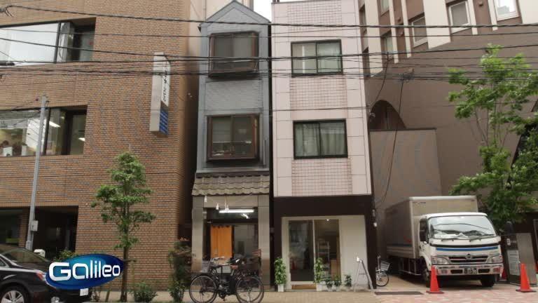 Bg Schmalstes Haus Japan