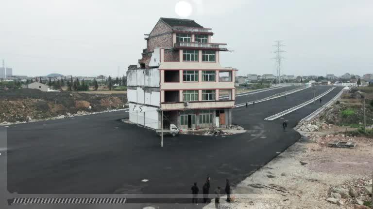 China Haus Autobahn
