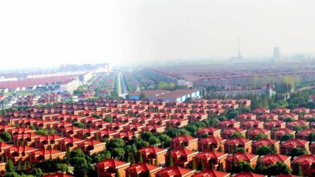 Bildgeschichte: Reichste Dorf Chinas