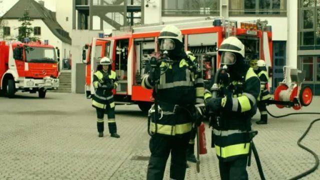 Bildgeschichte mal anders: Feuerwehr