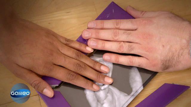 Bodypuzzle: Hand