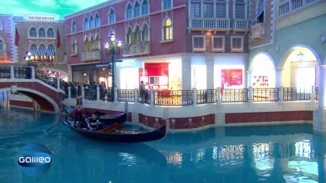 Chinesisches Las Vegas: Macao