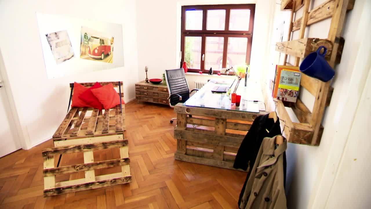 Künstlerisch Holzpaletten Möbel Beste Wahl