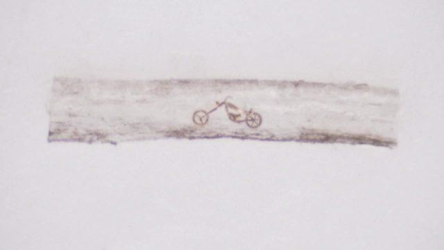 Das kleinste Motorrad der Welt