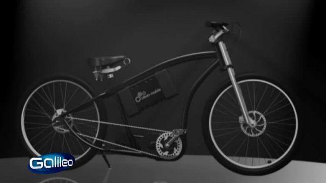 Das schnellste E-Bike der Welt
