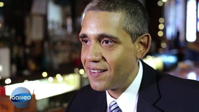 Der Mann, der aussieht wie Obama