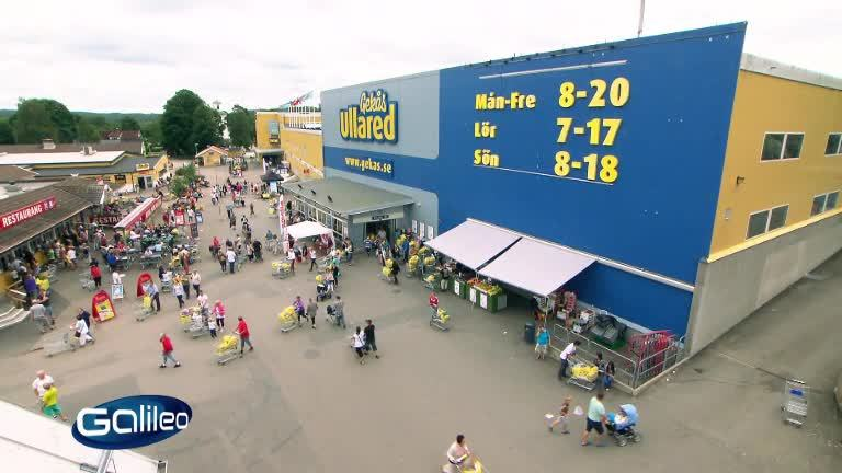 Supermarkt Elsass
