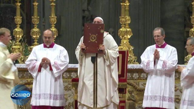 Die Geheimnis des Vatikans