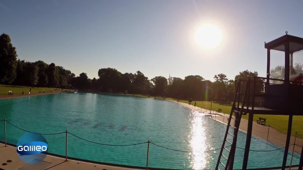 Größtes schwimmbad deutschlands