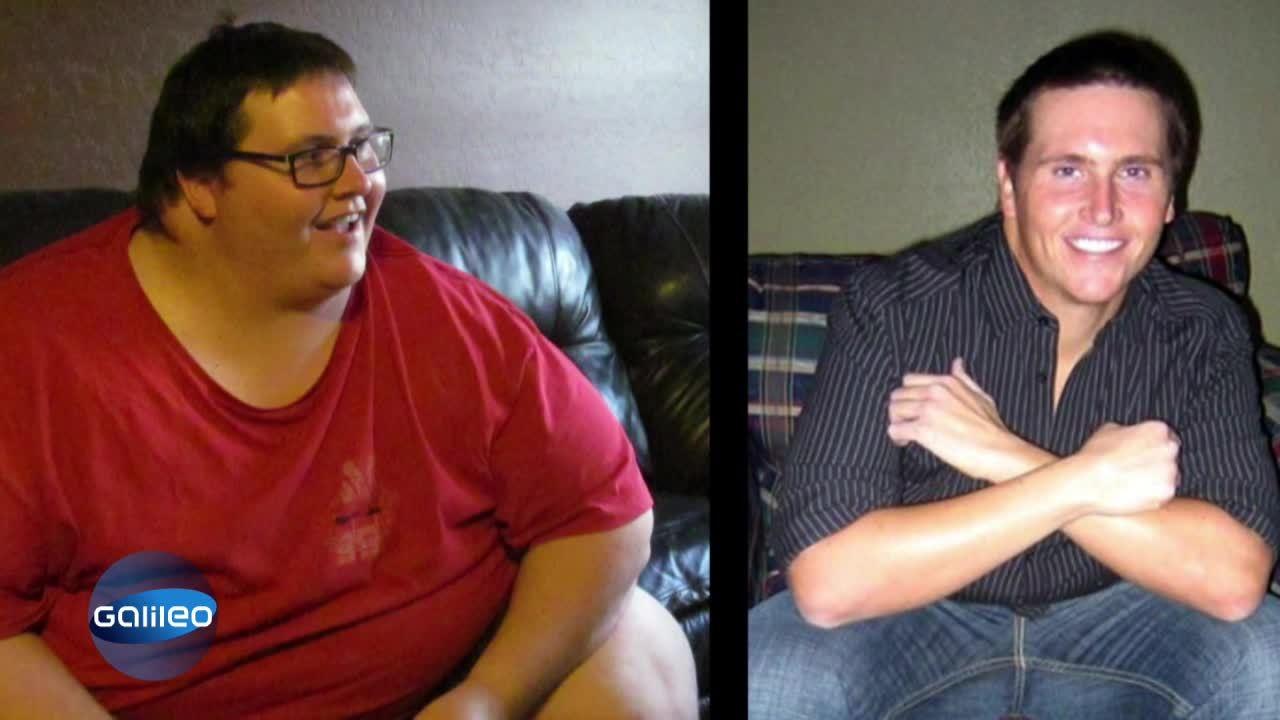 Extreme Körperveränderung David Smith