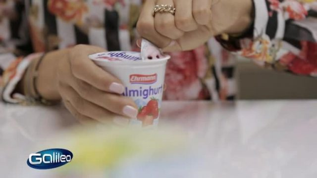 Foodscan: Joghurt