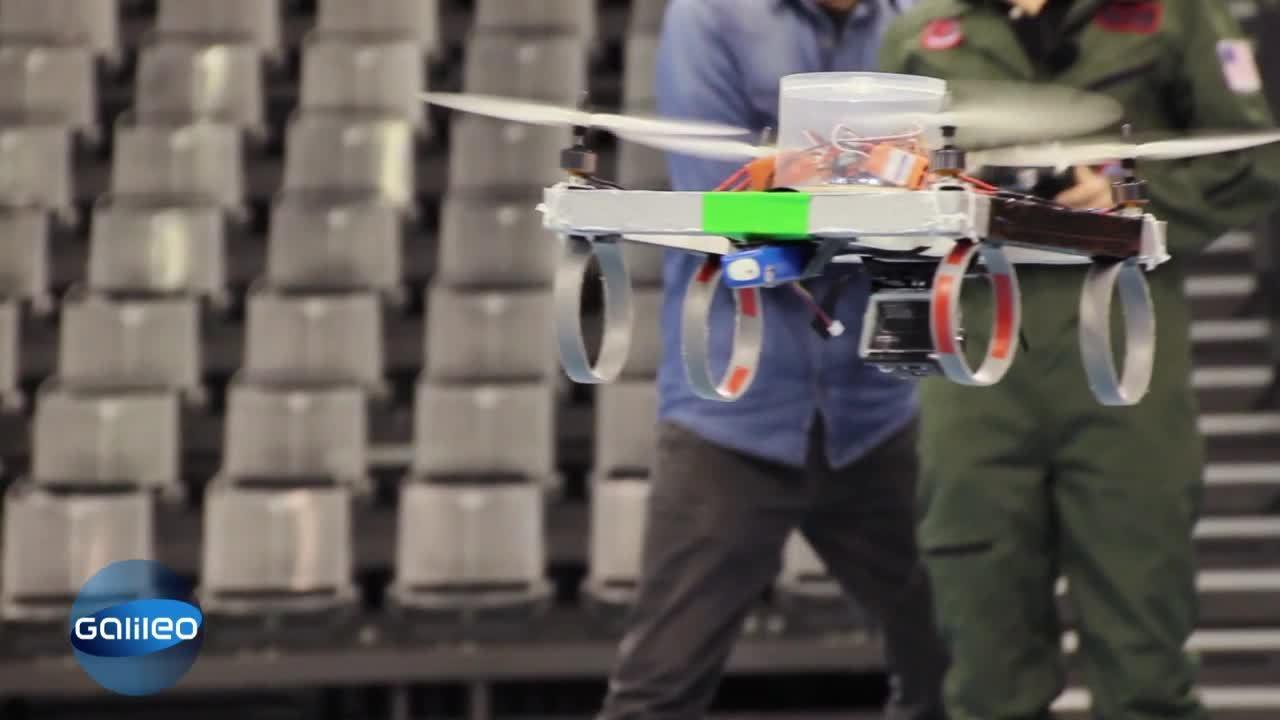 Fuffi: Drohne