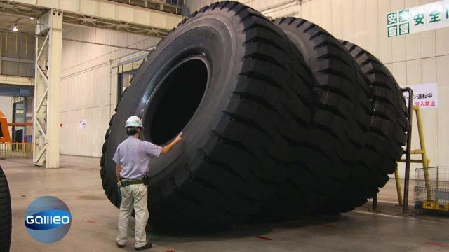 Galileo Gigant Reifen