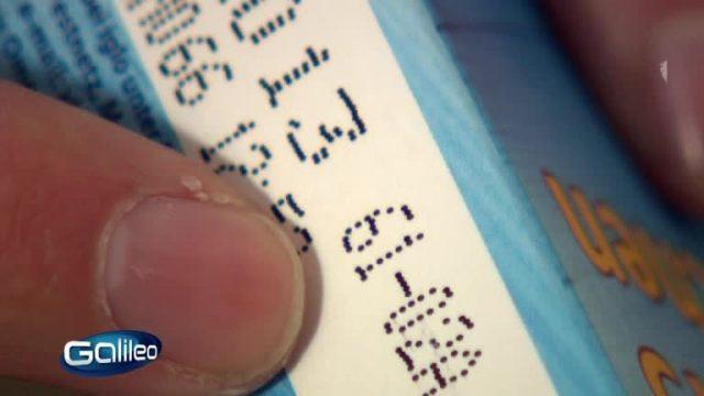 Galileo Guide Supermarktcodes