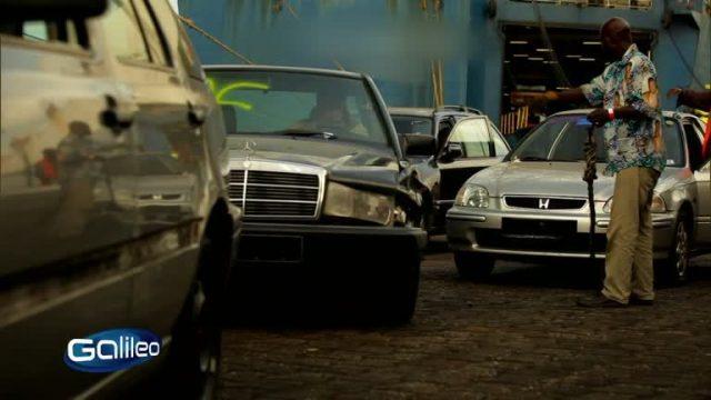 Gebrauchtwagenmarkt Benin