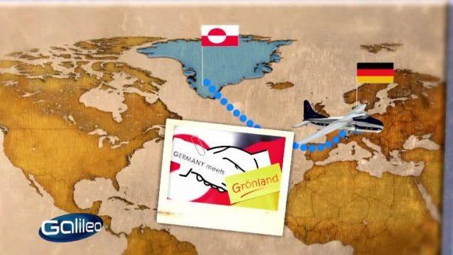 Germany meets Grönland