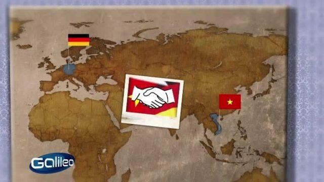 Germany meets Vietnam