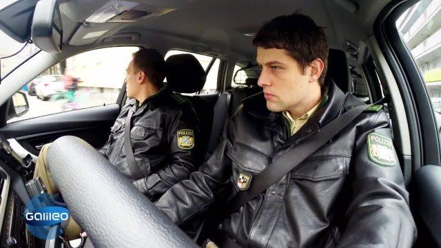 Hightech Polizei: Verbrecher-Vorhersage