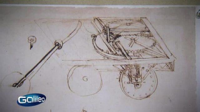 History: Leonardo Da Vincis Auto