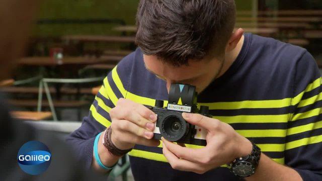 Kamera-Selbstbau