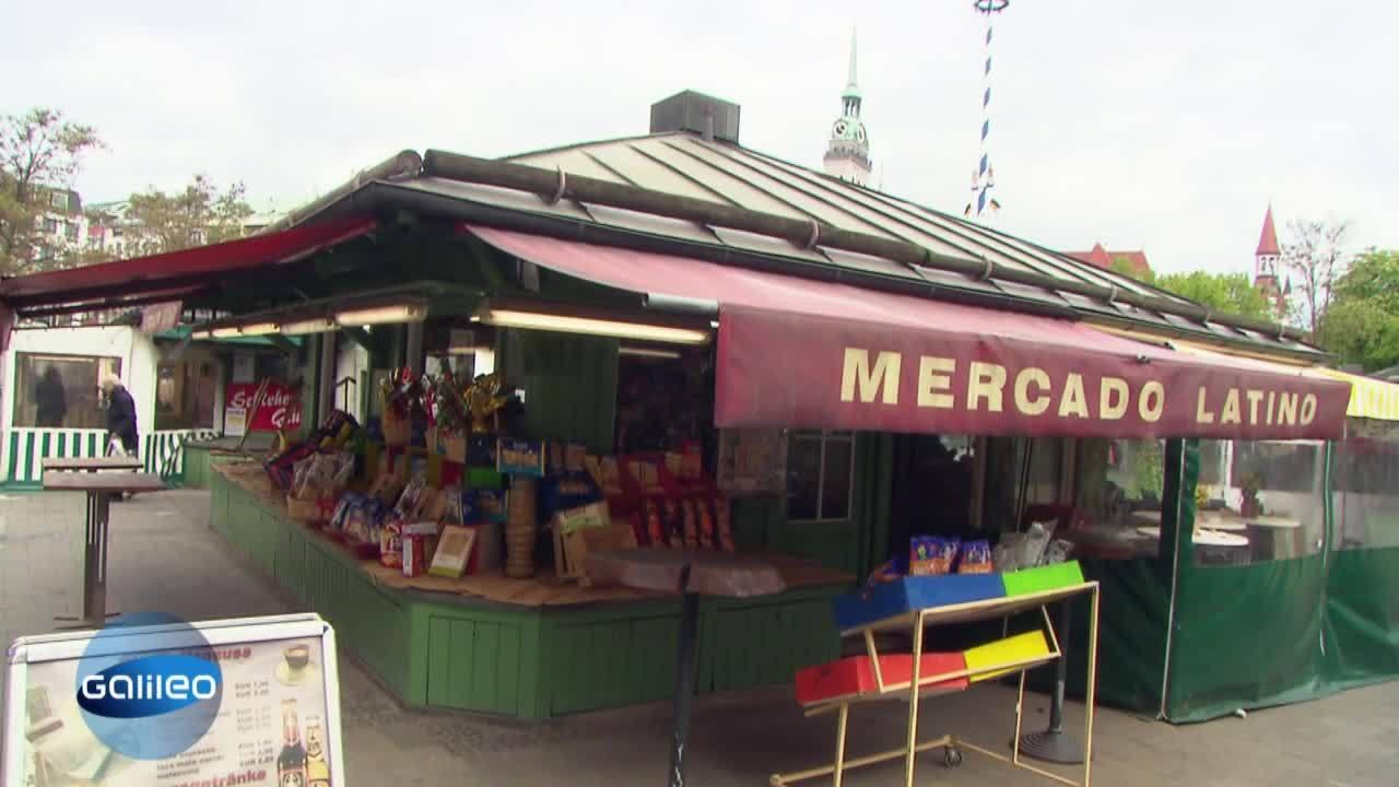 Kleiner Laden Argentinien