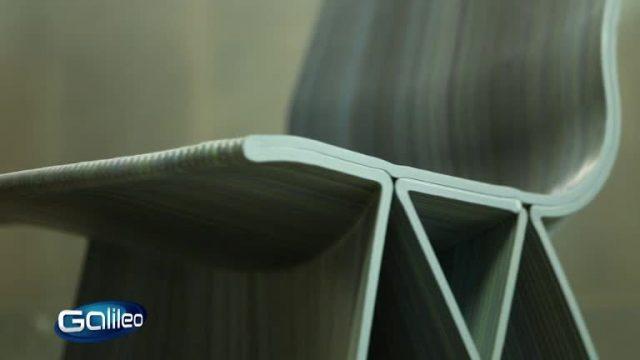 Möbel aus Zahnpastamüll