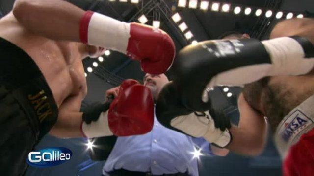 Mein Leben als Boxer