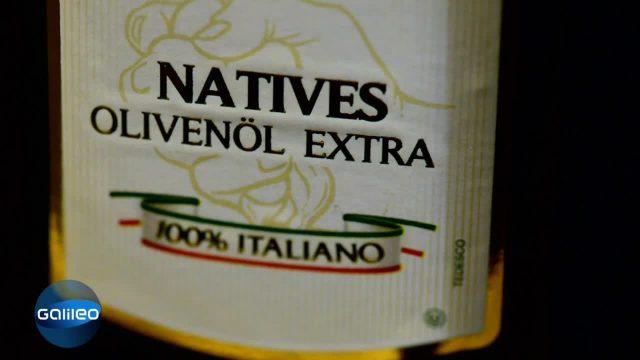 Mission Wissen Weltweit: Gefälschtes Olivenöl